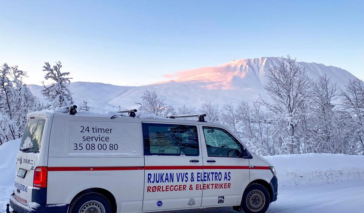 Rjukan VVS og Elektro AS